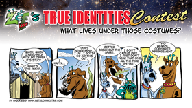 True Identities Contest #4: Chuck Egan